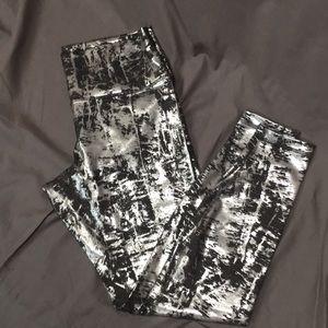 Lululemon long workout pants